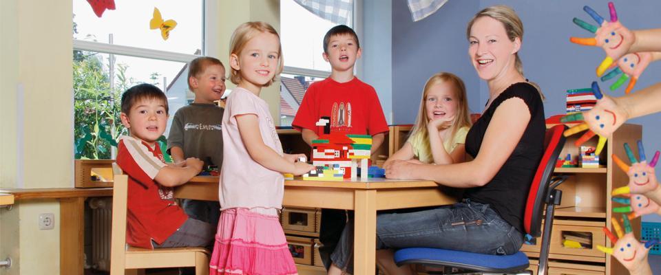 Kindergärten Themenbild