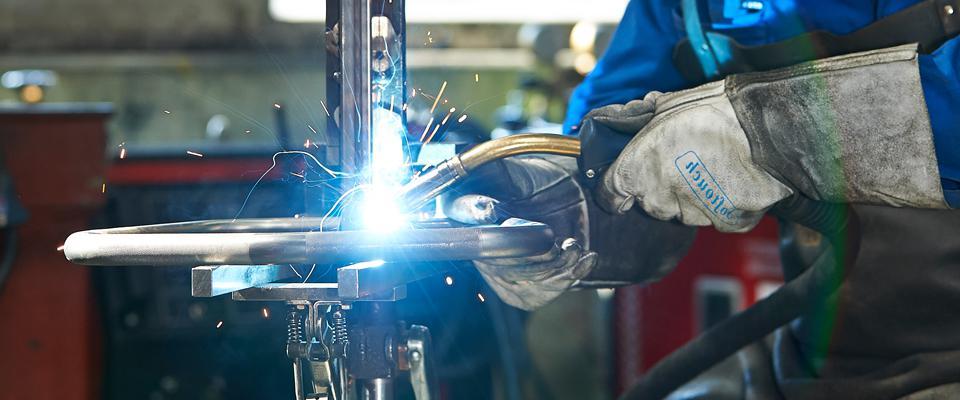 Industrie, Produktion und Werkstätten Themenbild